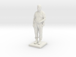 Printle C Homme833 - 1/24 in White Natural Versatile Plastic