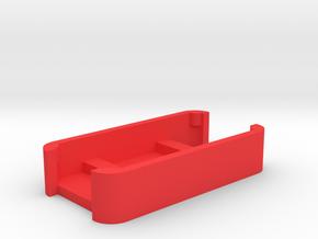 Case - Black Magic Probe - Flat in Red Processed Versatile Plastic