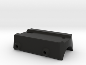 Aimpoint Micro or Clone Mount for GHK AUG in Black Natural Versatile Plastic