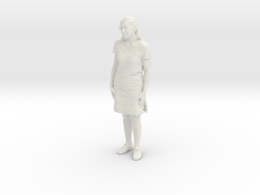 Printle C Femme 315 - 1/43.5 - wob in White Natural Versatile Plastic