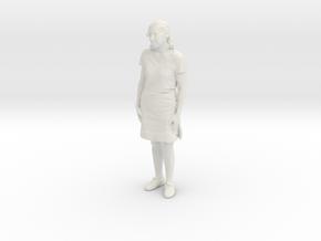 Printle C Femme 315 - 1/43.5 - wob in White Natural Versatile Plastic