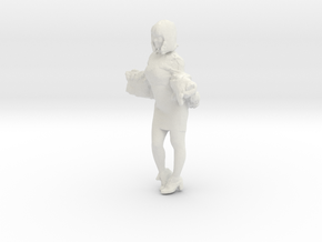 Printle C Femme 323 - 1/43.5 - wob in White Strong & Flexible