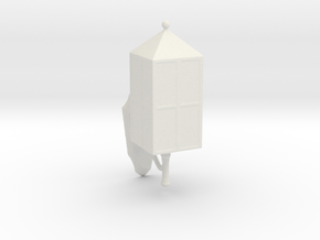 Printle Thing Old Outdoor Lamp - 1/24 in White Natural Versatile Plastic