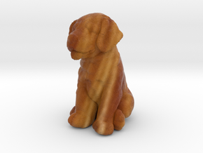 URNS Labrador Puppy 2mm in Full Color Sandstone