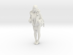 Printle C Femme 322 - 1/35 - wob in White Strong & Flexible
