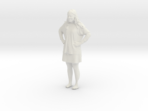 Printle C Femme 326 - 1/35 - wob in White Strong & Flexible