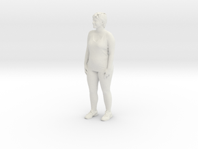 Printle C Femme 331 - 1/35 - wob in White Strong & Flexible