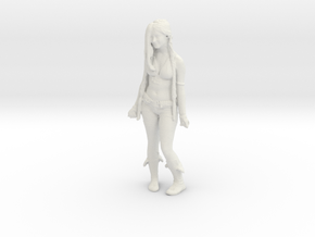 Printle C Femme 333 - 1/32 - wob in White Strong & Flexible