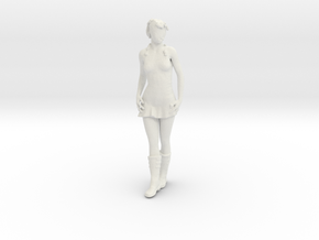 Printle C Femme 336 - 1/32 - wob in White Strong & Flexible