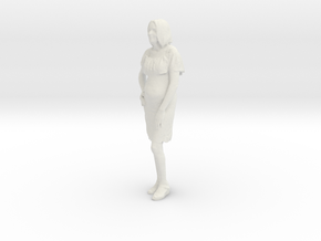 Printle C Femme 350 - 1/32 - wob in White Strong & Flexible