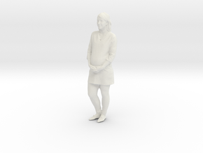 Printle C Femme 372 - 1/32 - wob in White Strong & Flexible