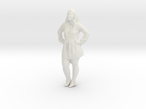 Printle C Femme 373 - 1/32 - wob in White Strong & Flexible