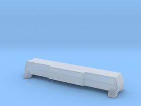 1/87 Lightbar #16 in Smooth Fine Detail Plastic