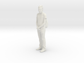 Printle C Homme 090 - 1/43.5 - wob in White Strong & Flexible