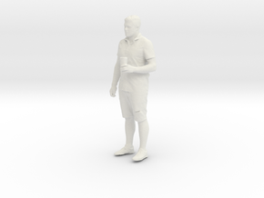 Printle C Homme 091 - 1/43.5 - wob in White Strong & Flexible