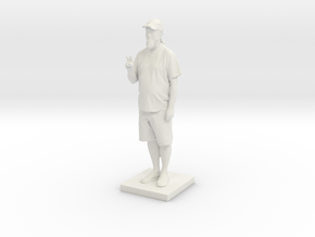 Printle C Homme 790 - 1/24 in White Strong & Flexible