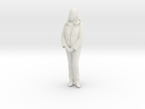 Printle C Femme 276 - 1/24 - wob in White Strong & Flexible