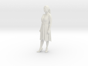 Printle C Femme 259 - 1/24 - wob in White Strong & Flexible