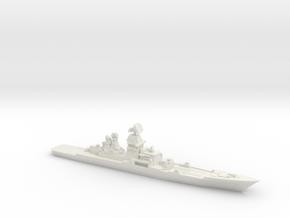 Pyotr Velikiy, 1:1200 in White Natural Versatile Plastic