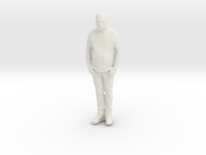 Printle C Homme 795 - 1/24 - wob in White Strong & Flexible
