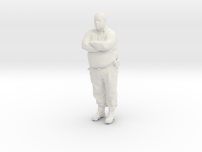 Printle C Homme 830 - 1/24 - wob in White Strong & Flexible