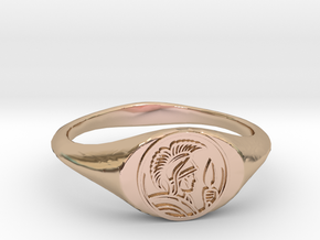Leonidas Ring in 14k Rose Gold