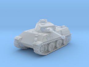 1/144 German VK 28.01 Light Tank in Smooth Fine Detail Plastic