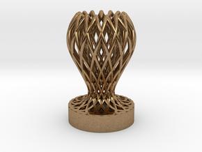 1/1 Mini Trophy in Natural Brass
