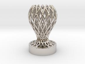 1/1 Mini Trophy in Platinum