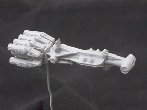 Tantive IV Rebel Blockade Runner Corellian Corvett in Frosted Ultra Detail