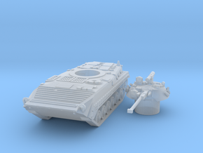 Bmp-1 tank (Russian) 1/220 in Smooth Fine Detail Plastic