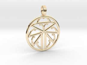 MYTHIC ENERGICO in 14K Yellow Gold