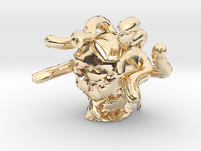 Seer in 14k Gold Plated Brass