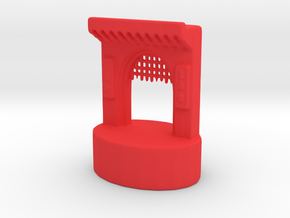 Zoo Gateway Rook in Red Strong & Flexible Polished