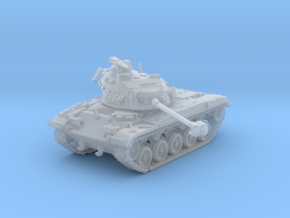 1/144 German LeKpz M41 90mm GF Light Tank in Smooth Fine Detail Plastic