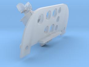 COBRA AERODYNE GUNNER PANELS in Smooth Fine Detail Plastic