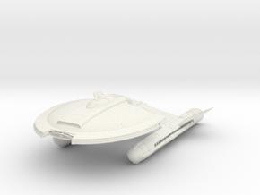 "NV 12  Yorktown  2.6"" in White Natural Versatile Plastic"