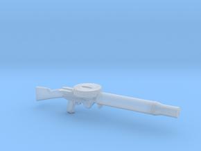 1/30 scale Lewis Machine Gun in Smooth Fine Detail Plastic