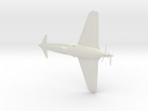 1:144 Henschel P-75 in White Natural Versatile Plastic