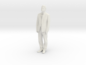 Printle C Homme 961 - 1/24 - wob in White Natural Versatile Plastic