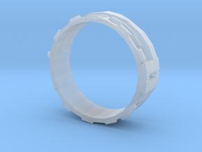 STEAMPUNK BRACELET in Smooth Fine Detail Plastic
