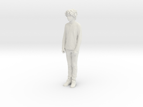 Printle C Kid 193 - 1/24 - wob in White Natural Versatile Plastic