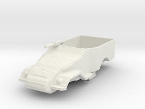 ARMOURCARKORPUSsh7 in White Natural Versatile Plastic