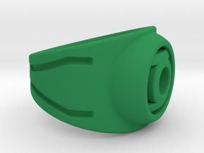 Green Lantern Ring in Green Processed Versatile Plastic: 9 / 59