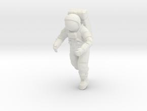 Apollo 11 / Ladder Position  in White Natural Versatile Plastic: 1:48 - O