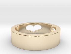 My Love Ring Size 8 in 14K Gold: 8.25 / 57.125