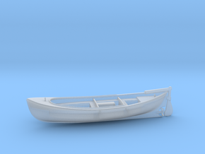 1/172 USN 26-foot Motor whaleboat in Smooth Fine Detail Plastic