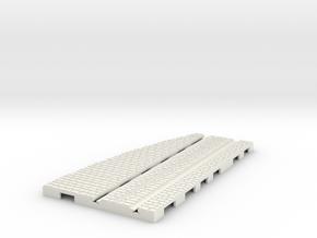 P-165stw-rh-cross-straight-250r-plus-100-live-3a in White Natural Versatile Plastic