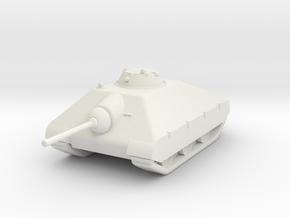 1/144 Porsche Schwerer Kleiner Panzer mit 10cm PAW in White Natural Versatile Plastic