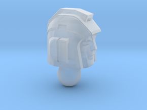 Cameraman head  in Smooth Fine Detail Plastic